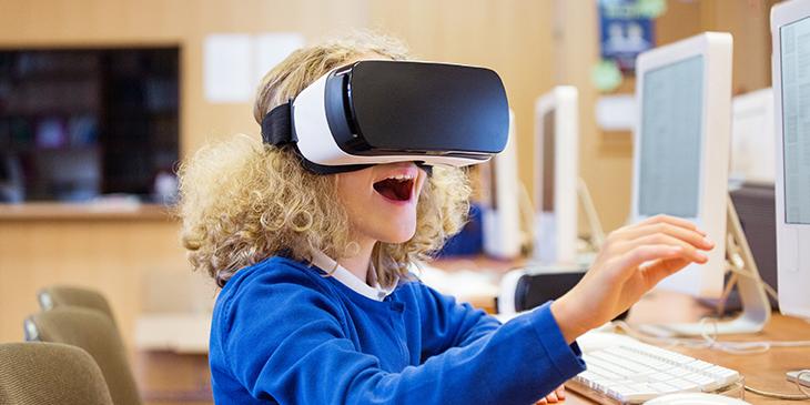 Education virtualization: The incursion/excursion continuum