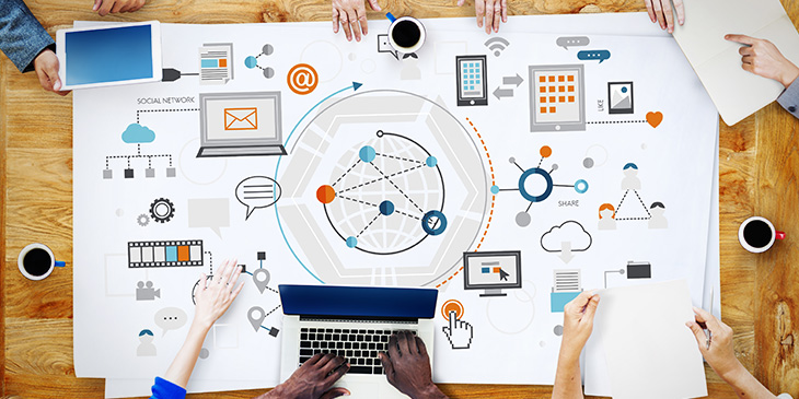 Boost innovation and productivity with digital collaboration