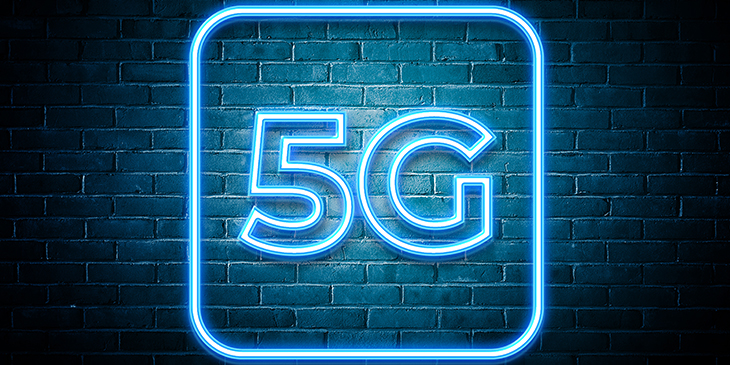 5G internet – fast, reliable and coming soon